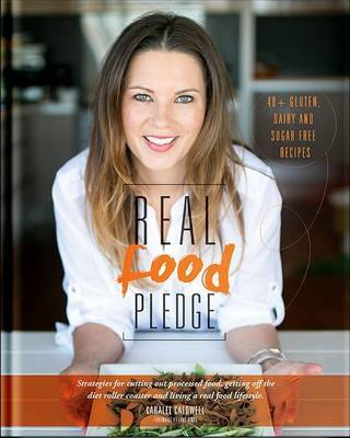 Real Food Pledge by Caralee Caldwell image
