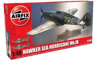 Airfix Hawker Sea Hurricane MK.IB 1:48 Model Kit