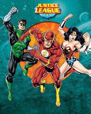 Justice League by Parragon Books Ltd