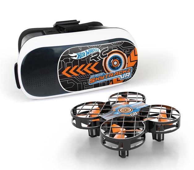 Hot Wheels: Bladez DRX Skytracker - FPV Racing Drone