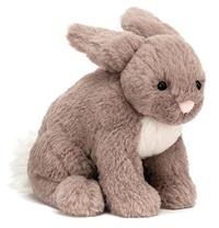 Jellycat: Riley Beige Rabbit - Small Plush