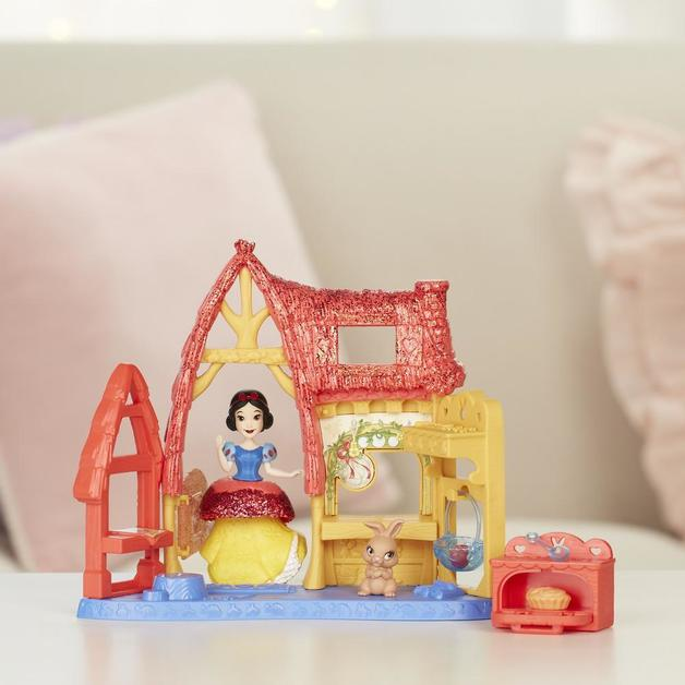 Disney Princess: Cottage Kitchen Playset - Snow White