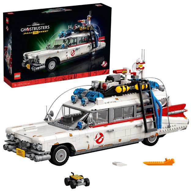 LEGO Ghostbusters: ECTO-1 (10274)