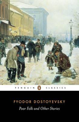 Poor Folk and Other Stories by F.M. Dostoevsky image