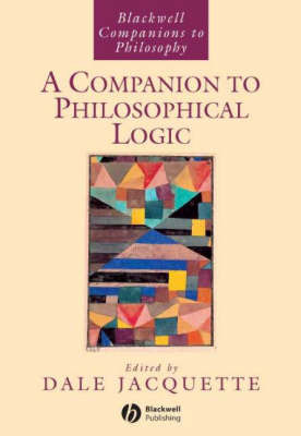 A Companion to Philosophical Logic image