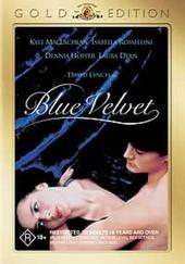Blue Velvet - Gold Edition on DVD