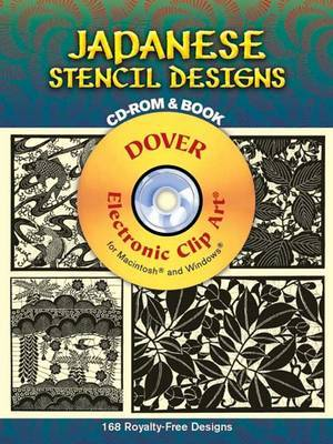 Japanese Stencil Designs image