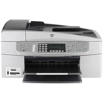 Hewlett-Packard Officejet 6310 All In One Ethernet Fax 33.6kps Print