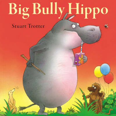 Big Bully Hippo by Stuart Trotter