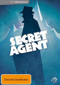 Secret Agent on DVD