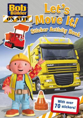 Let's Move It! Sticker Activity Book