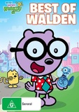 Wubbzy: Best of Walden on DVD
