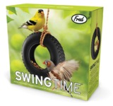 Fred - Swing Time Birdfeeder