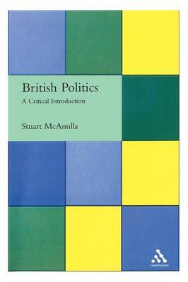 British Politics by Stuart McAnulla image