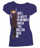 Doctor Who: Always Remember T-Shirt - Large