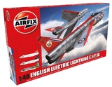 Airfix 1:48 Electric English Lightening - Model Kit