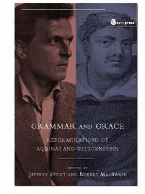 Grammar and Grace by Jeffrey Stout image