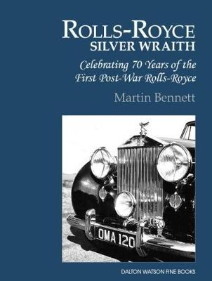 The Rolls-Royce Silver Wraith by Martin Bennett image