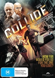 Collide on DVD