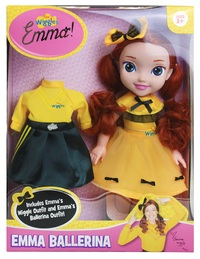 "The Wiggles: Ballerina Emma - 15"" Fashion Doll"