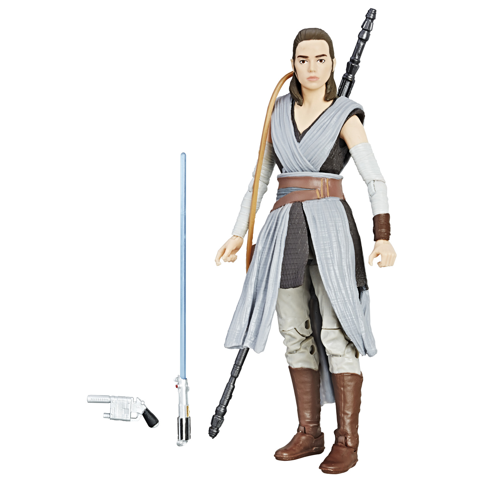 Star Wars: The Black Series - Rey (Jedi Training) image