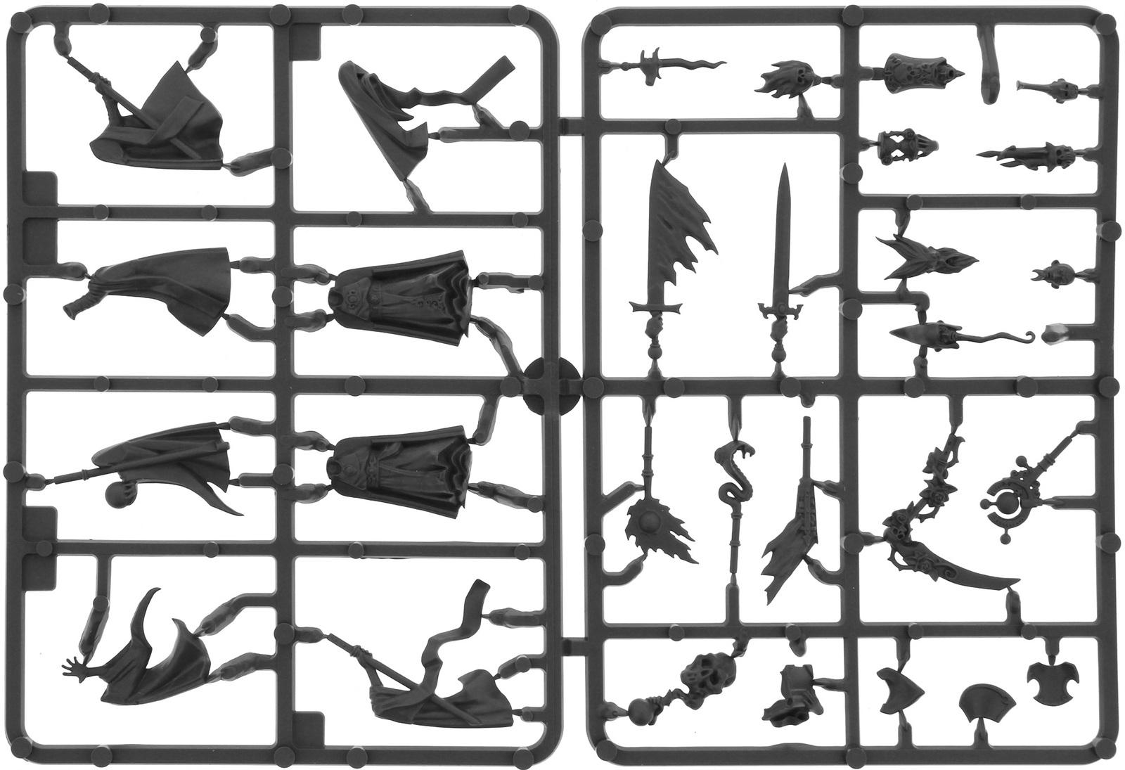 Warhammer Age of Sigmar: Collegiate Arcane Mystic Battle Wizards image