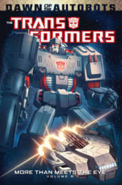 Transformers: More Than Meets The Eye Volume 6 by James Roberts