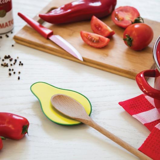 Avocado Spoon Rest image