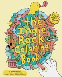 Indie Rock Coloring Book by Yellow Bird Project image