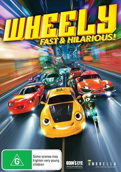 Wheely on DVD image