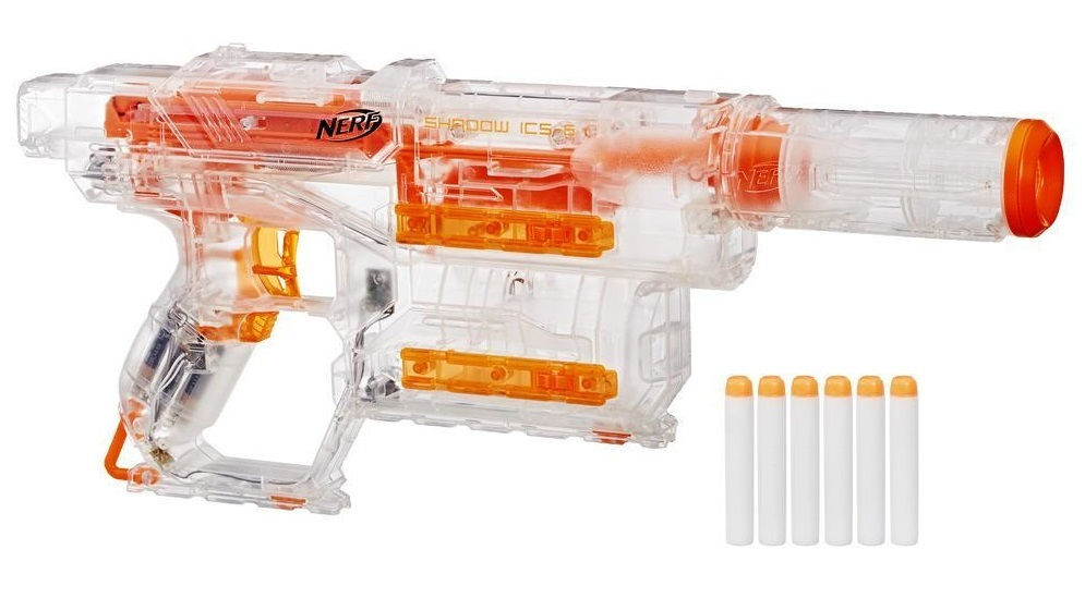 Nerf Modulus: Ghost Ops - Shadow ICS-6 image