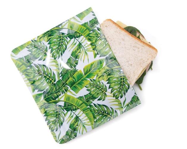 Reuseable Zip Bags - Set of 8