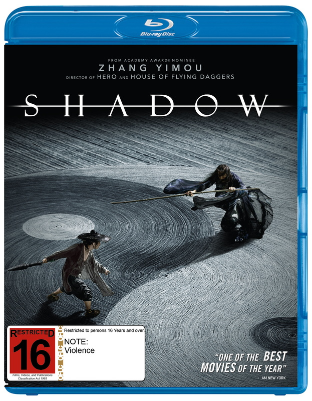 Shadow on Blu-ray