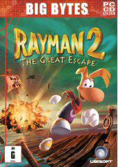 Rayman 2: The Great Escape for PC Games