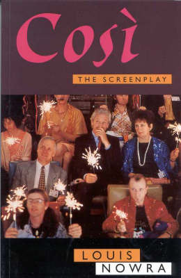 Cosi: Screenplay by Louis Nowra image