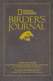 National Geographic Birder's Journal image