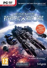 Legends of Pegasus for PC Games