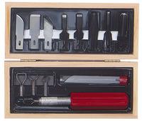 Excel Wooden Box Woodworking Set (16pcs)