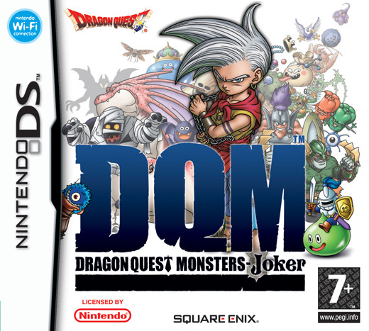 Dragon Quest Monsters: Joker for Nintendo DS