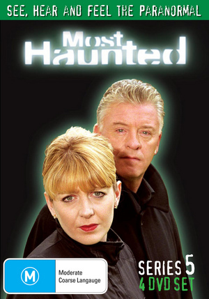 Most Haunted - Complete Series 5 (4 Disc Set) on DVD