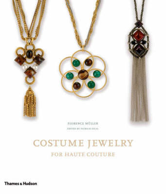 Costume Jewelry for Haute Couture by Florence Muller