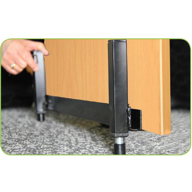 Fluteline: Desk Raiser - 600mm (2 legs)