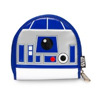 Loungefly Star Wars R2-D2 Patent Coin Bag