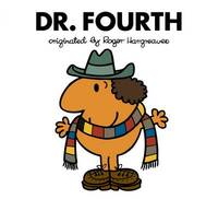 Doctor Who: Dr. Fourth (Roger Hargreaves) by Adam Hargreaves image
