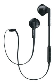 Philips Earbud Bluetooth Headphones - Black