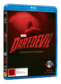 Daredevil - The Complete First Season on Blu-ray image