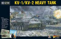 Soviet KV1/2 Plastic Box Set
