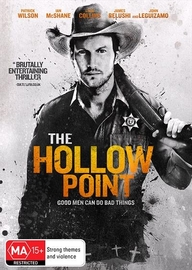The Hollow Point on DVD