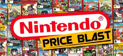 Nintendo Price Blast!