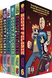 Scott Pilgrim's Precious Little Box Set (Complete Volumes 1-6 + Poster) by Bryan Lee O'Malley